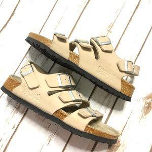 Birkenstock Birki's Ellice 3 Strap Sandal.